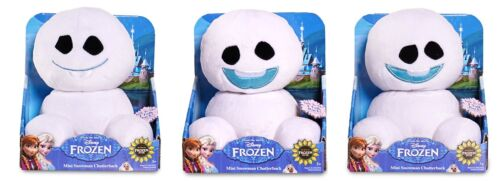 Authentic US Disney Store Frozen Snowgies Chatterback Set of 3 NWT! Sold out!
