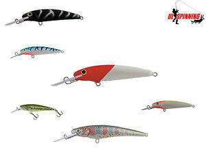Predator-Lure-Fishing-Crank-Bait-DORADO-STICK-4-5cm-FLOATING-Pike-Trout-Perch-UK