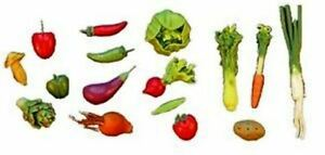 Dollhouse-Miniature-Assorted-Vegetables-1-12-Scale