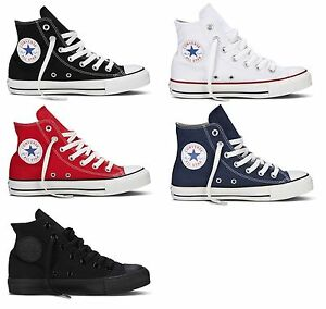 Converse-Classic-Chuck-Taylor-All-Star-High-Trainer-Sneaker-HI-NEW-Men-Women