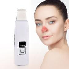 Ultrasonic Deep Face Cleaning Machine Skin Scrubber Blackhead Remove Exfoliator
