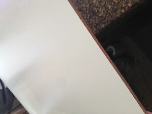 Melamine Shelving Plinth Board Various Colours 2300mm X
