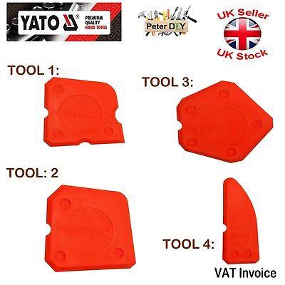 Yato PROFESSIONNEL silicone épandeur Finishing Tool