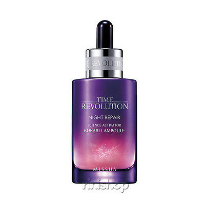 [MISSHA] Time Revolution Night Repair Activator Ampoule Essence 50ml rinishop