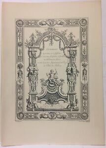 Engraving-Ornaments-of-the-Gallery-D-039-Apollon-Gerard-Jean-Baptiste-Scotin