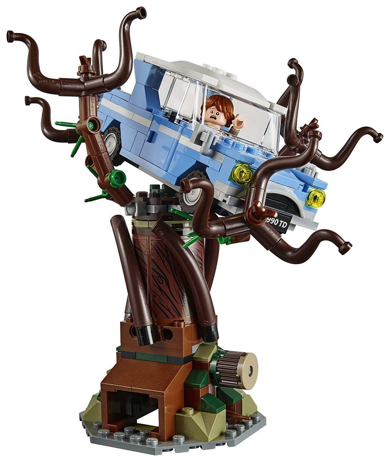 NEW Sealed  Lego 75953 Harry Potter Hogwarts Whomping Whomping Whomping Willow Building 17d46a