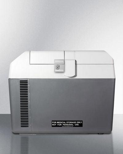 Summit Portable 12V/24V Cooler - Medical Use Only