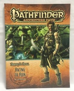 Pathfinder-Aventure-Chemin-2-de-6-Serpents-Crane-38-Course-a-Ruine-3-5-RPG-Book