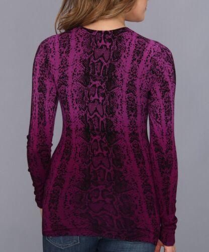 Bitton Buffalo Fashion Bitha Nwt Opium Print Top Maglione Snake Shirt David 4CCqxrOwg5