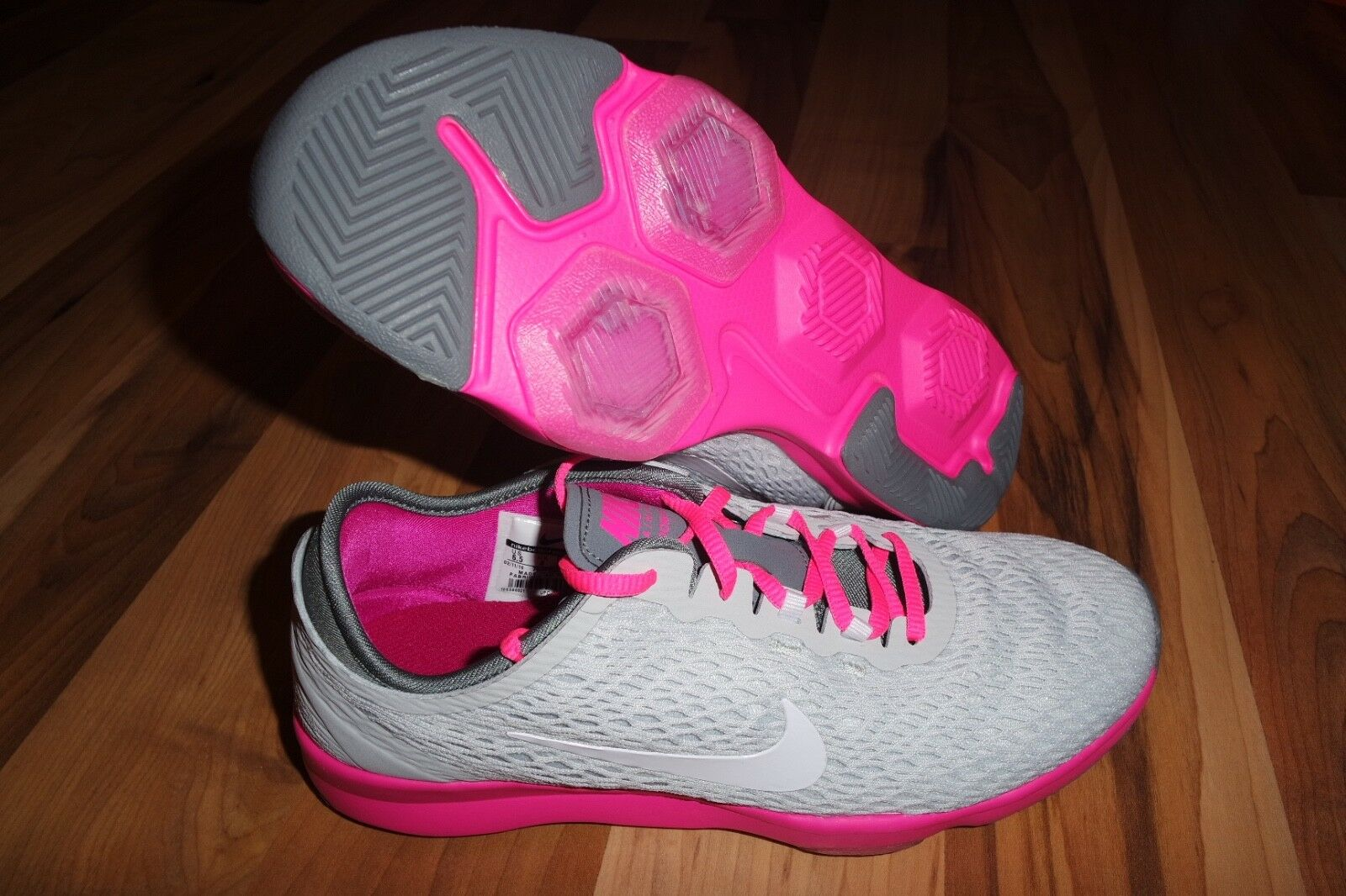 Nike femmes  Zoom Fit rose Training Running Chaussures Sneakers 704658 008 6.5 EU 37.5