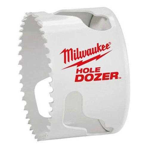 Milwaukee 49-56-0147 2-1//2-Inch Ice Hardened Hole Saw