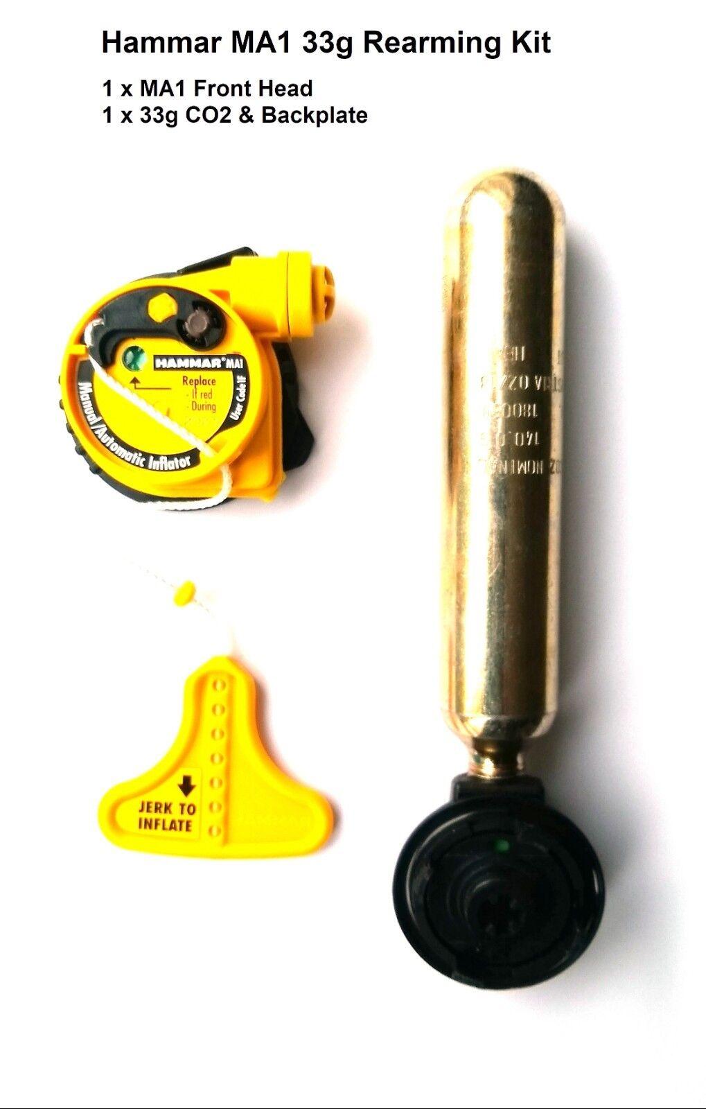Hammar MA1 33g Rearming Kit