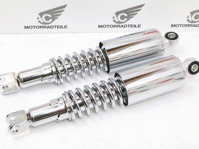 2019 Nuovo Stile Honda Cb 500 550 Four K0 K1 K2 K3 F1 F2 Rear Chrome Shock Absorber Sospensione Se-
