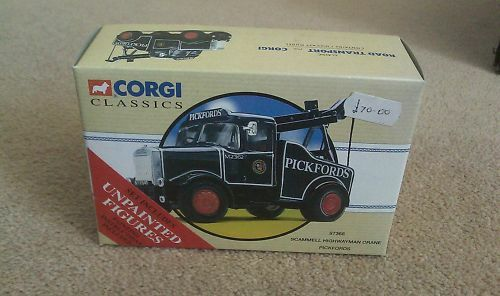 ventas calientes Corgi Corgi Corgi Scammell Highwayman grúa Pickfords 97368  80% de descuento