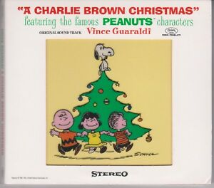 Charlie Brown Christmas Soundtrack.Details About Charlie Brown Christmas Featuring Peanuts Characters 2006 Soundtrack V Guaraldi