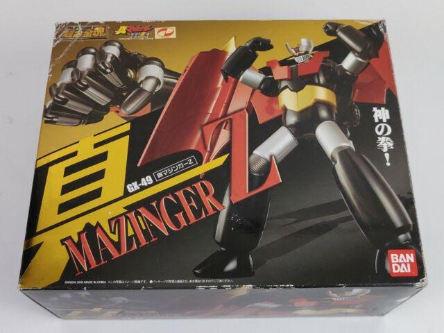 Bandai  Soul of Chogokin GX-49 Shin Mazinger Z Broken Pieces 4543112584908