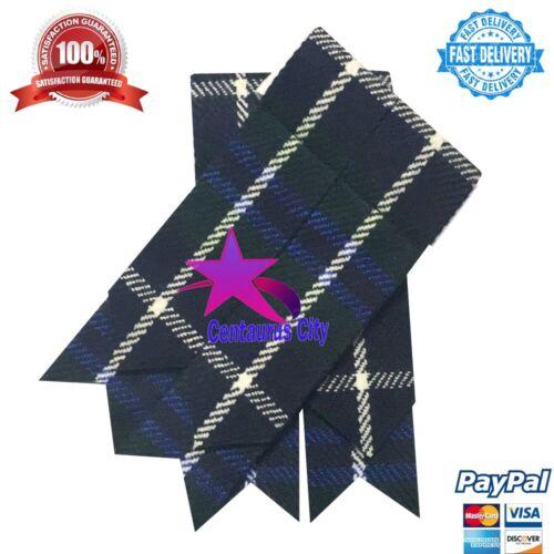 CC Kilt Hose Sock Flashes Douglas Blue//Scottish Kilt Sock Flashes Douglas Blue