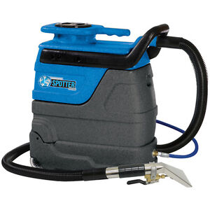 230 volt sandia commercial heated carpet detail extractor for Carpet extractor vacuum motor