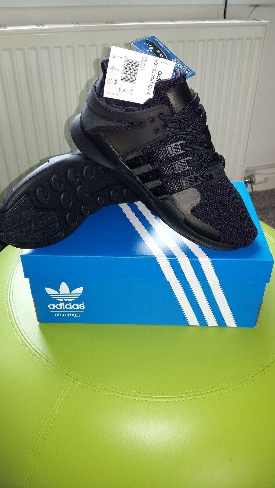Adidas uk EQT Support ADV... unisex trainers. Größe 7 uk Adidas  eur 40 2/3 2249e6