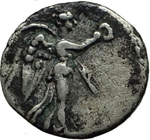 VESPASIAN-69AD-Caesarea-Cappadocia-Authentic-Ancient-Silver-Roman-Coin-i65439