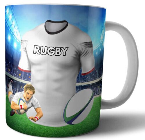 Christmas Birthday Stocking Filler Ulster Rugby Themed Mug