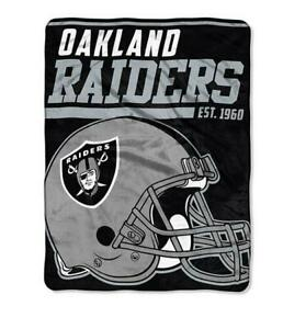 Oakland-Raiders-Kuscheldecke-Blanket-Royal-Plush-Decke-NFL-Football-152-cm