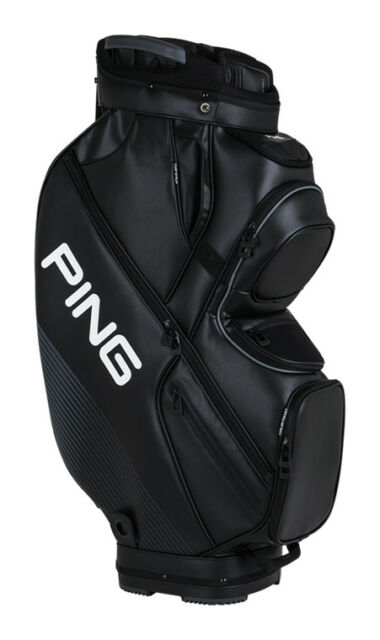 2018 Ping Dlx Cart Golf Bag Black