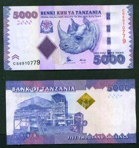 TANZANIA-2015-5000-Shillings-UNC-Banknote