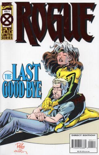 MARVEL COMICS ROGUE THE LAST GOOD-BYE #4