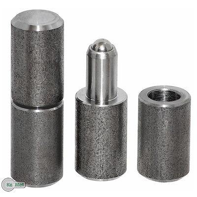 Anschweißbandrollen Torband Anschweissband 122 mm Ø 40  auf Kugeln