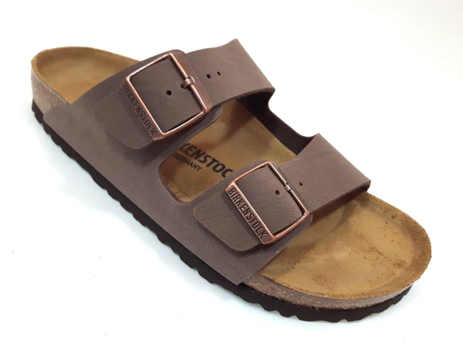 Sandali e scarpe per il mare da uomo BIRKENSTOCK ARIZONA MOCCA 151183 sandali ciabatte uomo donna ragazzo