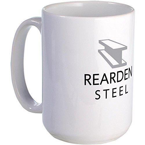 11oz mug Rearden Steel Printed Ceramic Coffee Tea Cup Gift