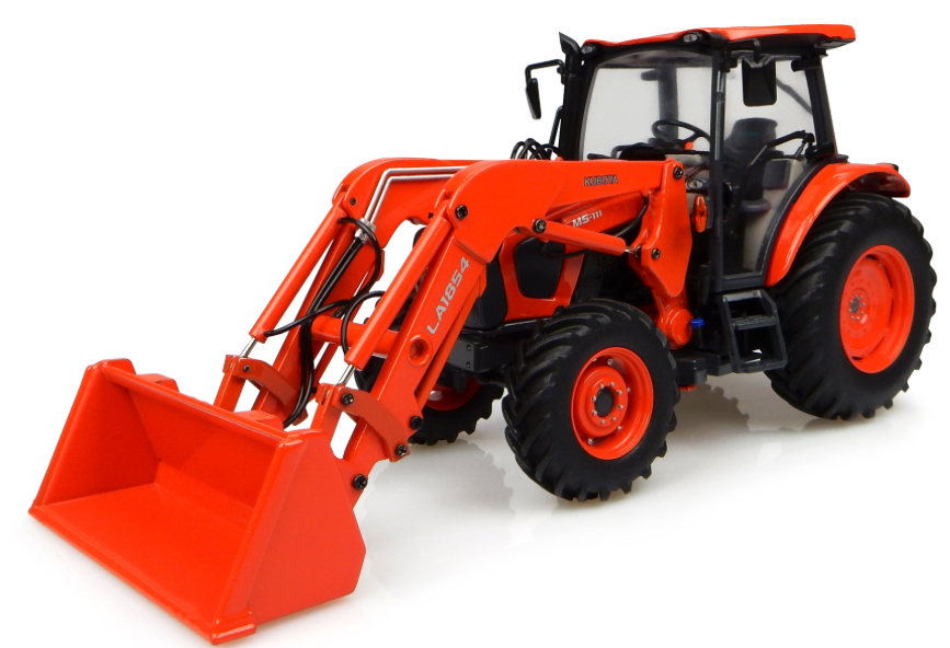 Universal Hobbies 4924 1 32 scale Kubota m5.111 with Loader