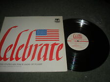 CELEBRATE-UNITED STATES AIR FORCE BAND OF FLIGHT MILITARY BAND G/F SLEEVE PROMO