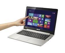 Asus S400CA 14 Touch Laptop Intel i5-3317U 1.7GHz 4GB 500GB 24GB SSD Win8