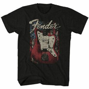 Fender-Distressed-Guitar-Official-Merchandise-T-Shirt-M-L-XL-Neu
