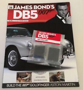 Details About James Bond 007 Aston Martin Db5 1 8 Scale Build Goldfinger Car Part 28