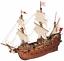 thumbnail 1 - OcCre San Martin Galleon 1:90 Scale Wooden Period Ship Kit 13601
