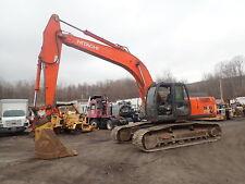 2006 Hitachi Zaxis Zx270 Lc 3 Hydraulic Excavator Nice Jrb Qc Deere
