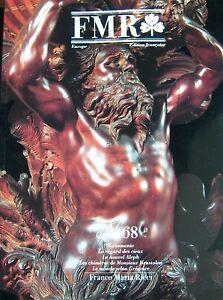 Franco-Maria-Ricci-Magazine-Art-Fmr-No-68-of-1997-Monet-et-La-Mediterranean