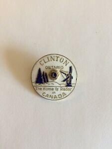LIONS-CLUB-PIN-CLINTON-ONTARIO-THE-HOME-OF-RADAR-IN-CANADA