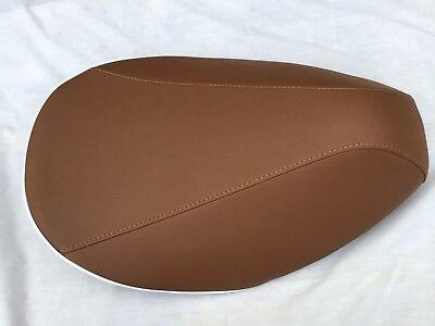 YAMAHA VINO50 VINO 50 YJ50 2001 to 2005 MODEL High Quality New Seat Cover Brown