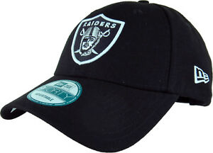 37a98975d Image is loading Oakland-Raiders-New-Era-940-NFL-The-League-