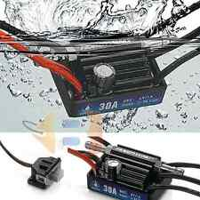 Hobbywing Seaking Speed Controller Brushless Motor ESC 30A V3 RC Boat Waterproof