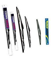 Front & Rear Saver Brand Wiper Blades Fits 2004-2010 Infiniti Qx56 (3)