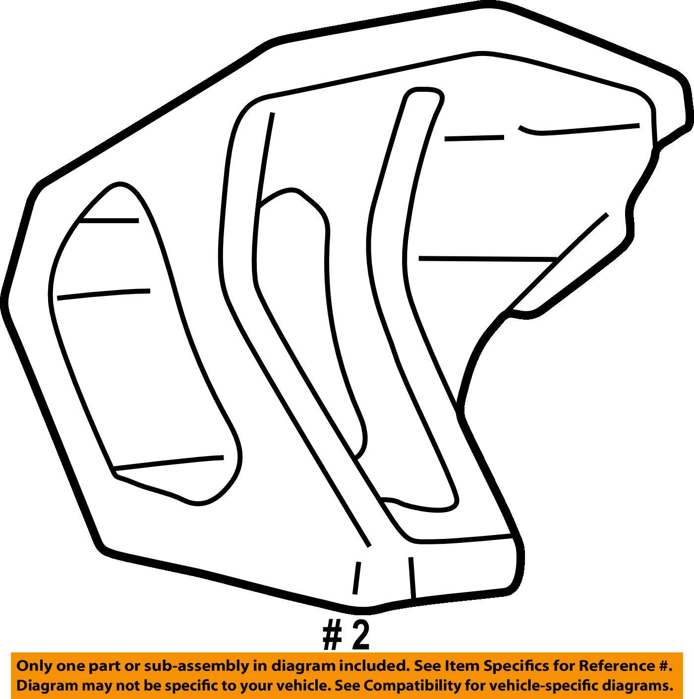 1997 2004 gm corvette c5 gto ls1 or ls6 rh engine mount support C5 Corvette Cooling Diagram 1997 2004 gm corvette c5 gto ls1 or ls6 rh engine mount support bracket ebay