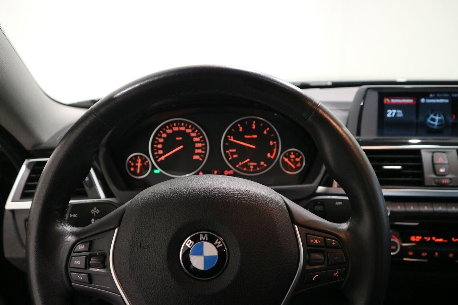BMW 420d 2,0 Gran Coupé Advantage aut. - billede 3