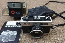 RICOH 500RF 35mm FOTOCAMERA