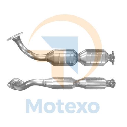 4M41 engine 4//00-2//01 BM80426 Catalytic Converter MITSUBISHI SHOGUN 3.2DI-D TD