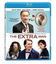 NEW BLU-RAY // The Extra Man //  Paul Dano, Kevin Kline, Katie Holmes, John C. R